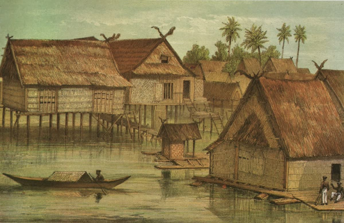 History Archive - Borneo Collection