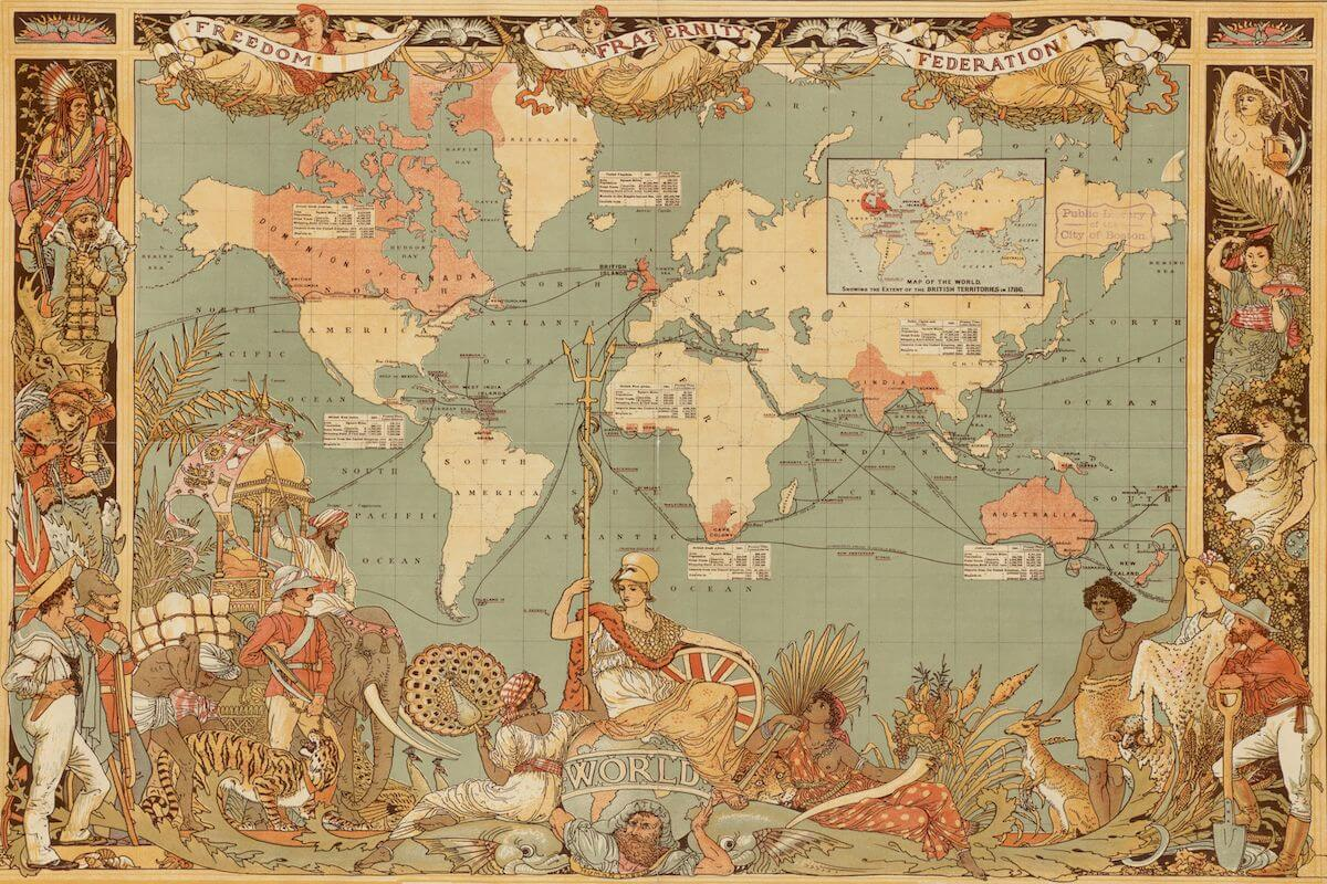 History Archive - British Empire Collection