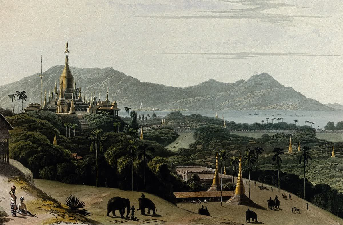 History Archive - Burma Collection