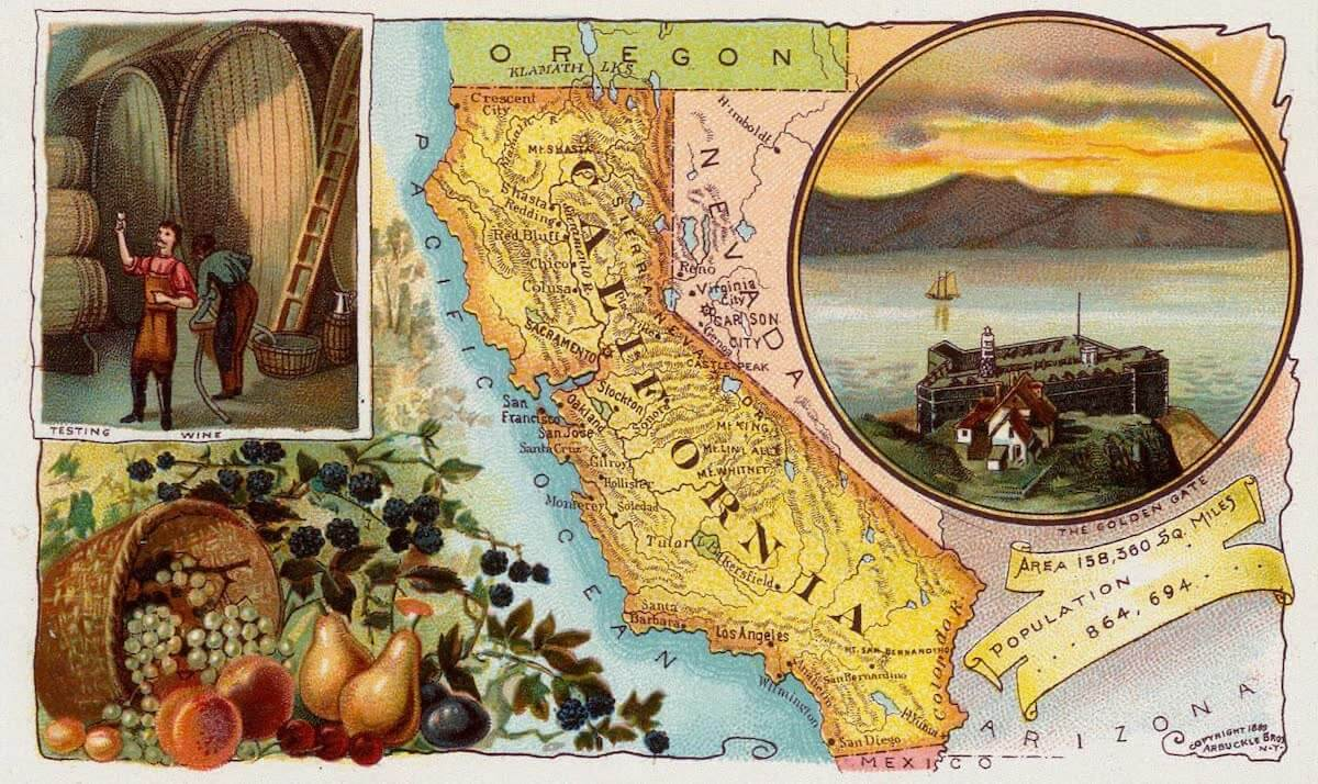 History Archive - California Collection