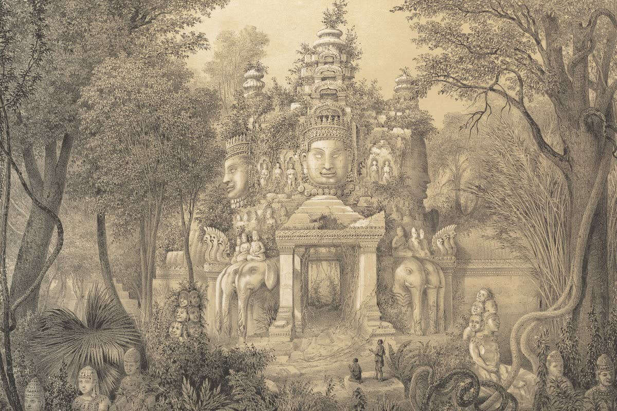 History Archive - Cambodia Collection