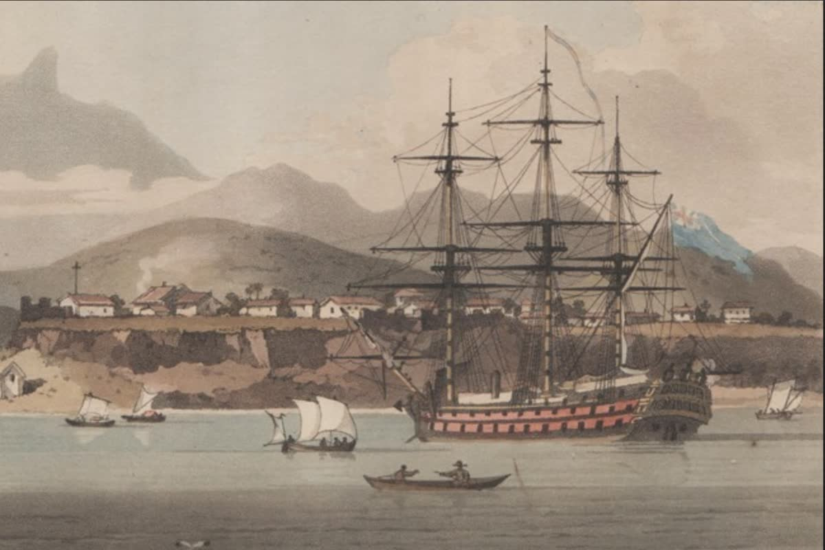History Archive - Cape Verde Islands Collection