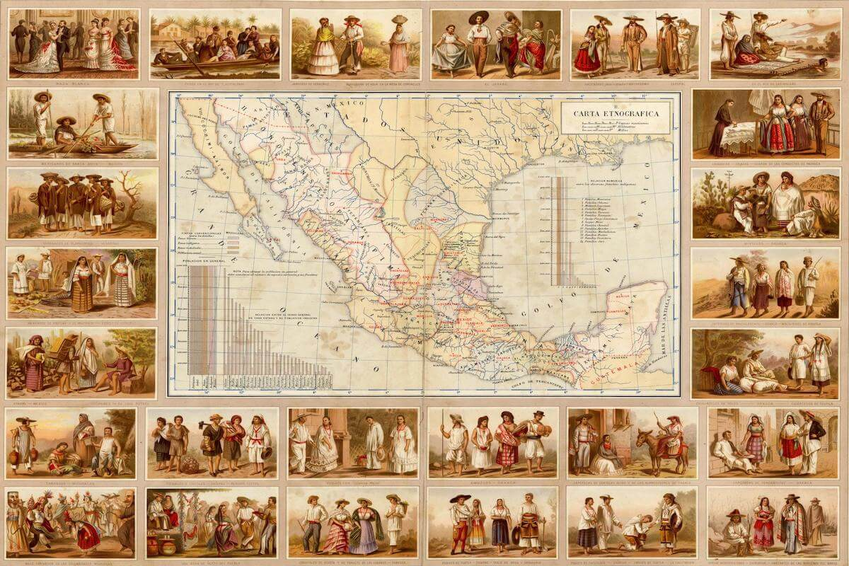 History Archive - Central America Collection