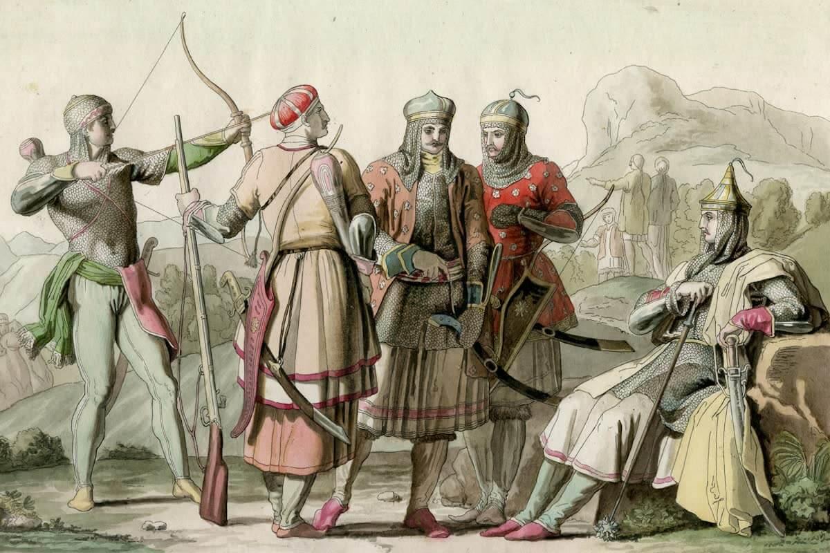 History Archive - Circassia Collection