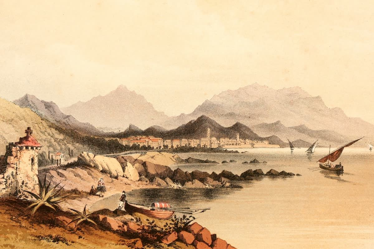 History Archive - Corsica Collection