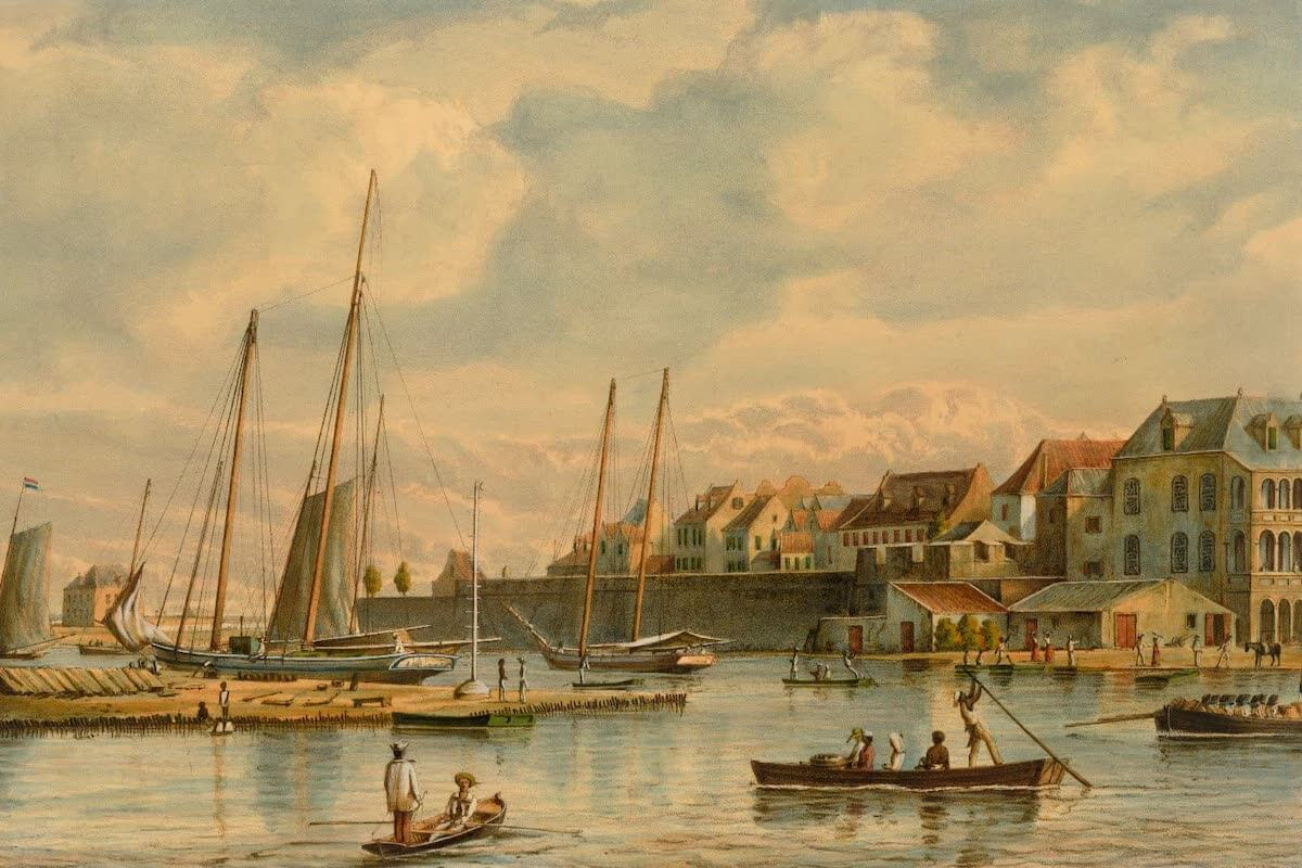 History Archive - Curacao Collection