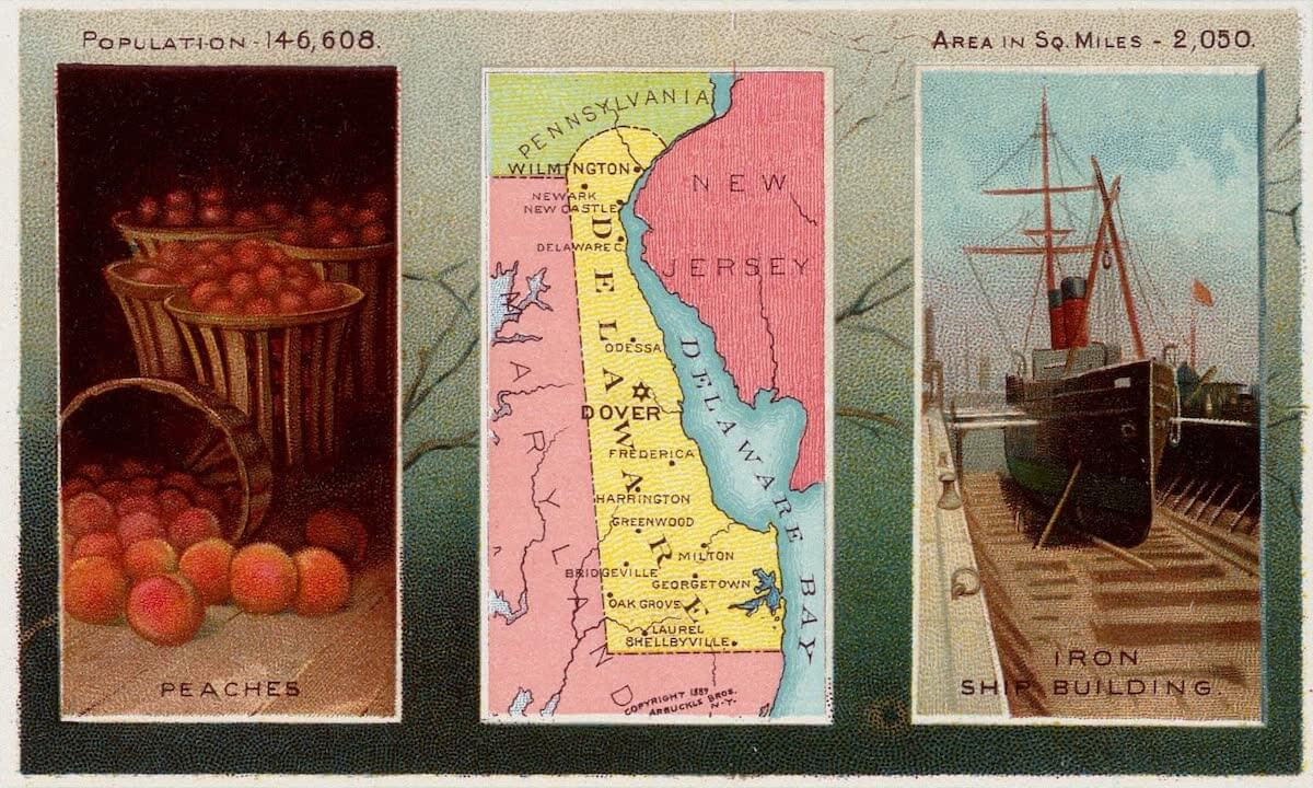 History Archive - Delaware Collection