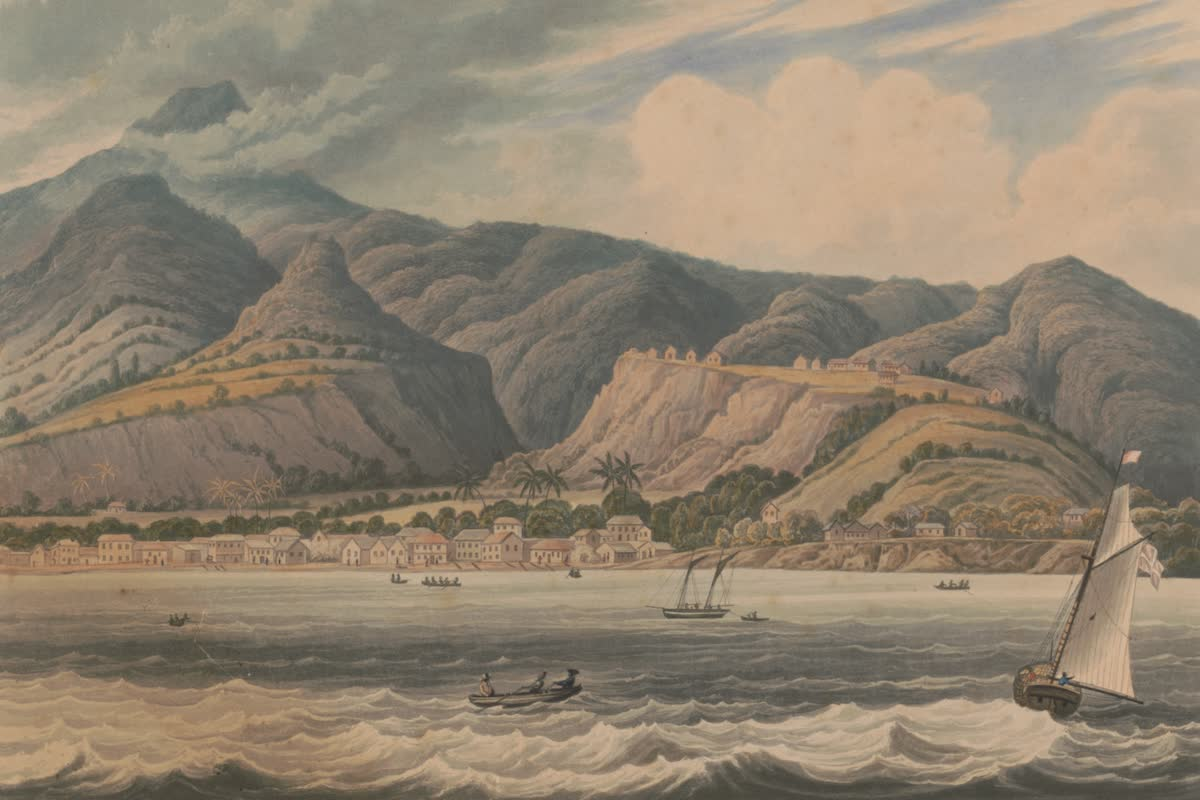History Archive - Dominica Collection