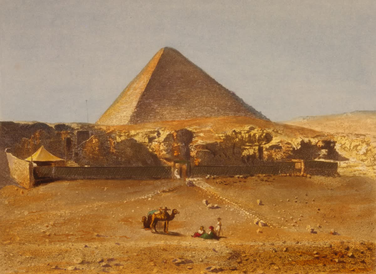 History Archive - Egypt Collection
