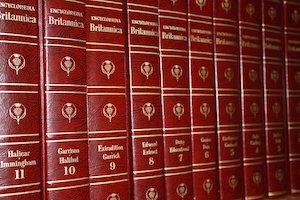 Collections - Encyclopedias