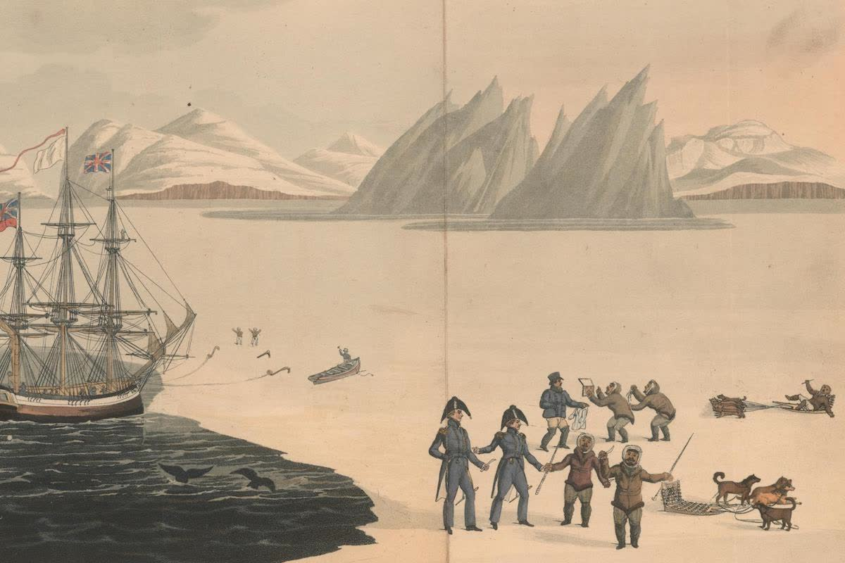 History Archive - Eskimo Collection