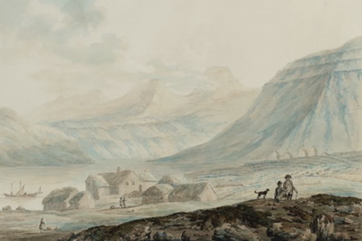 History Archive - Faroe Islands Collection