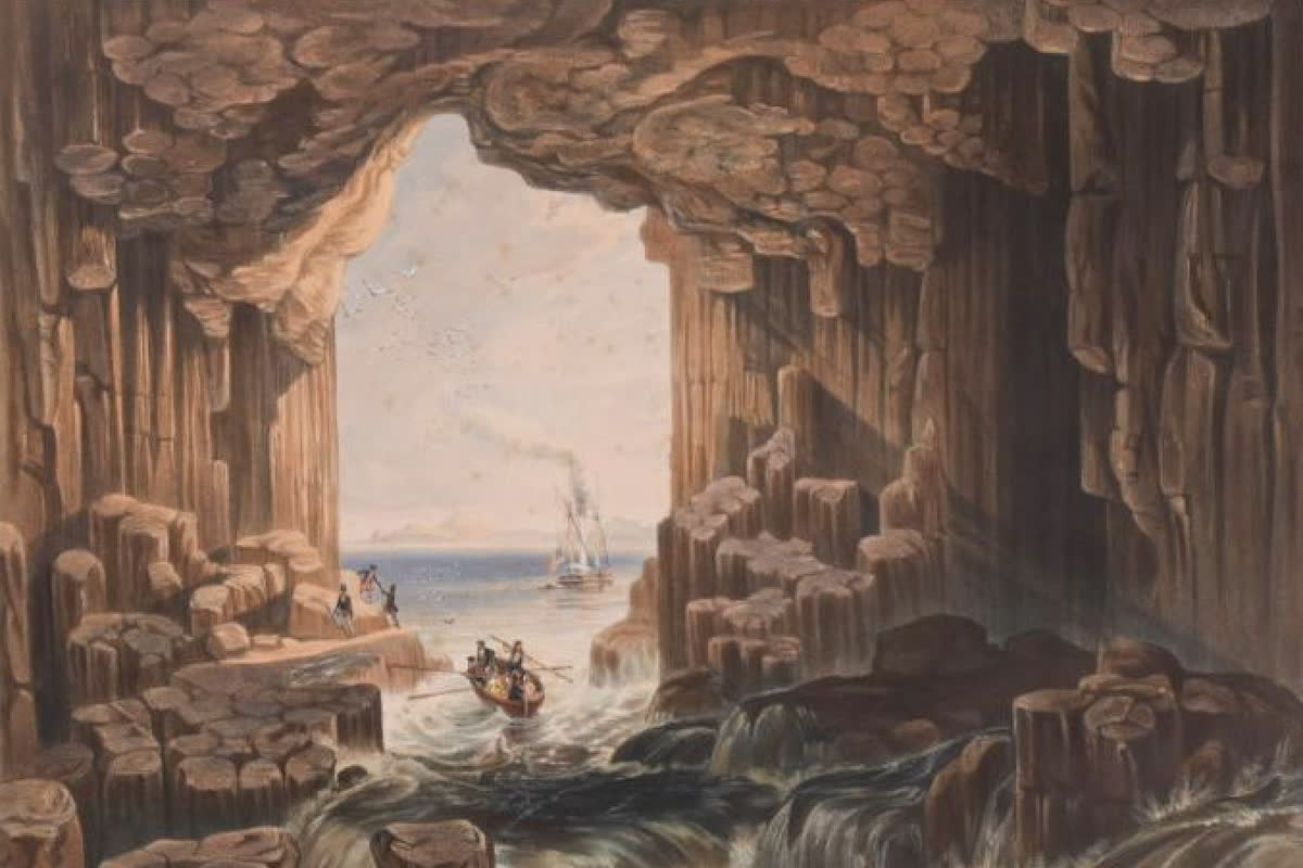 History Archive - Fingal's Cave Collection