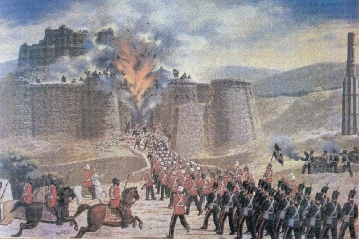 History Archive - First Anglo-Afghan War Collection
