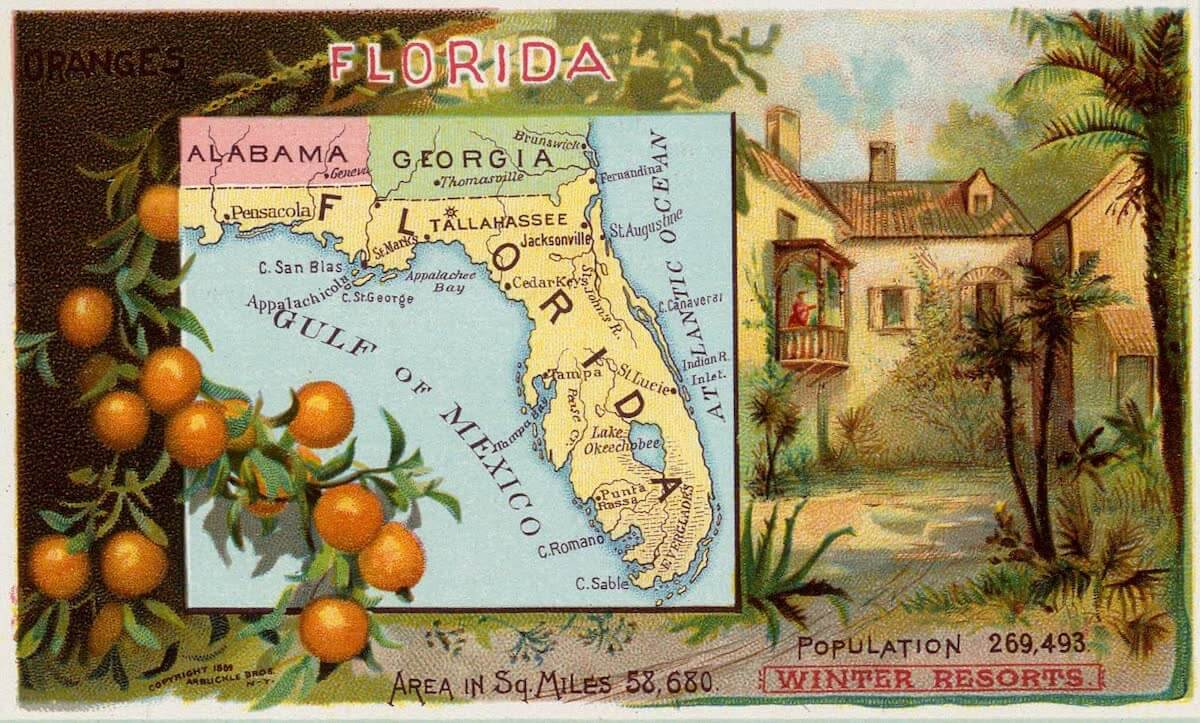 History Archive - Florida Collection