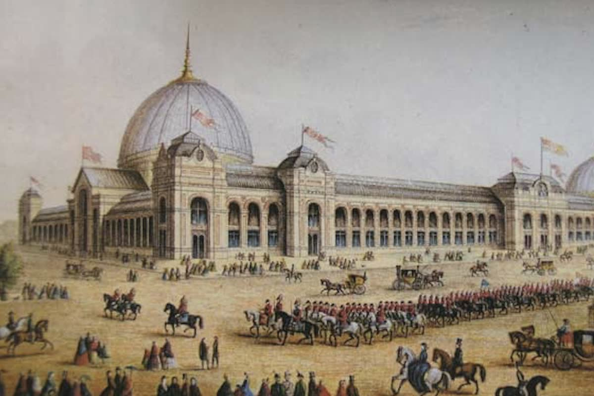 History Archive - Great London Exposition Collection