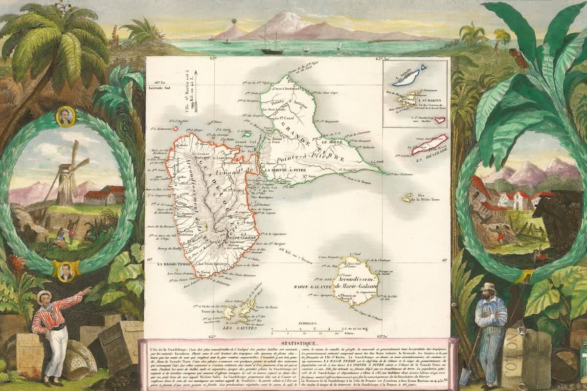 History Archive - Guadeloupe Collection