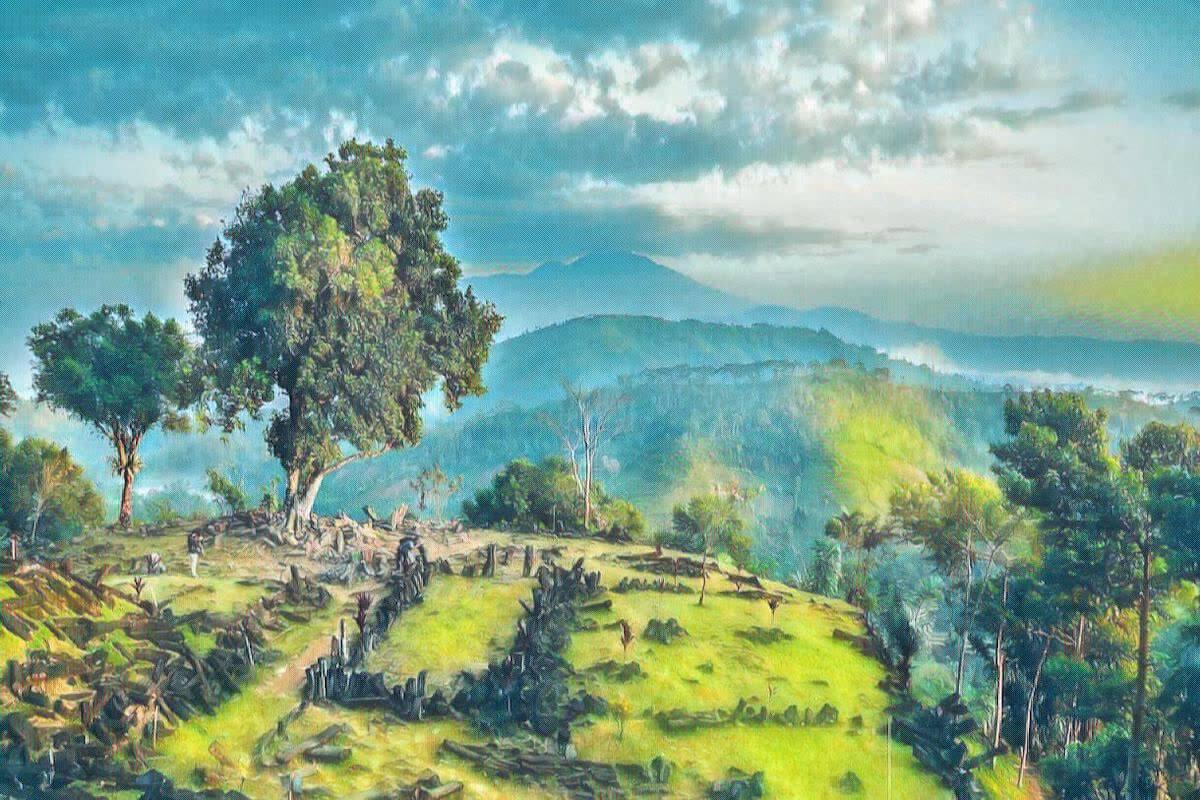 History Archive - Gunung Padang Collection