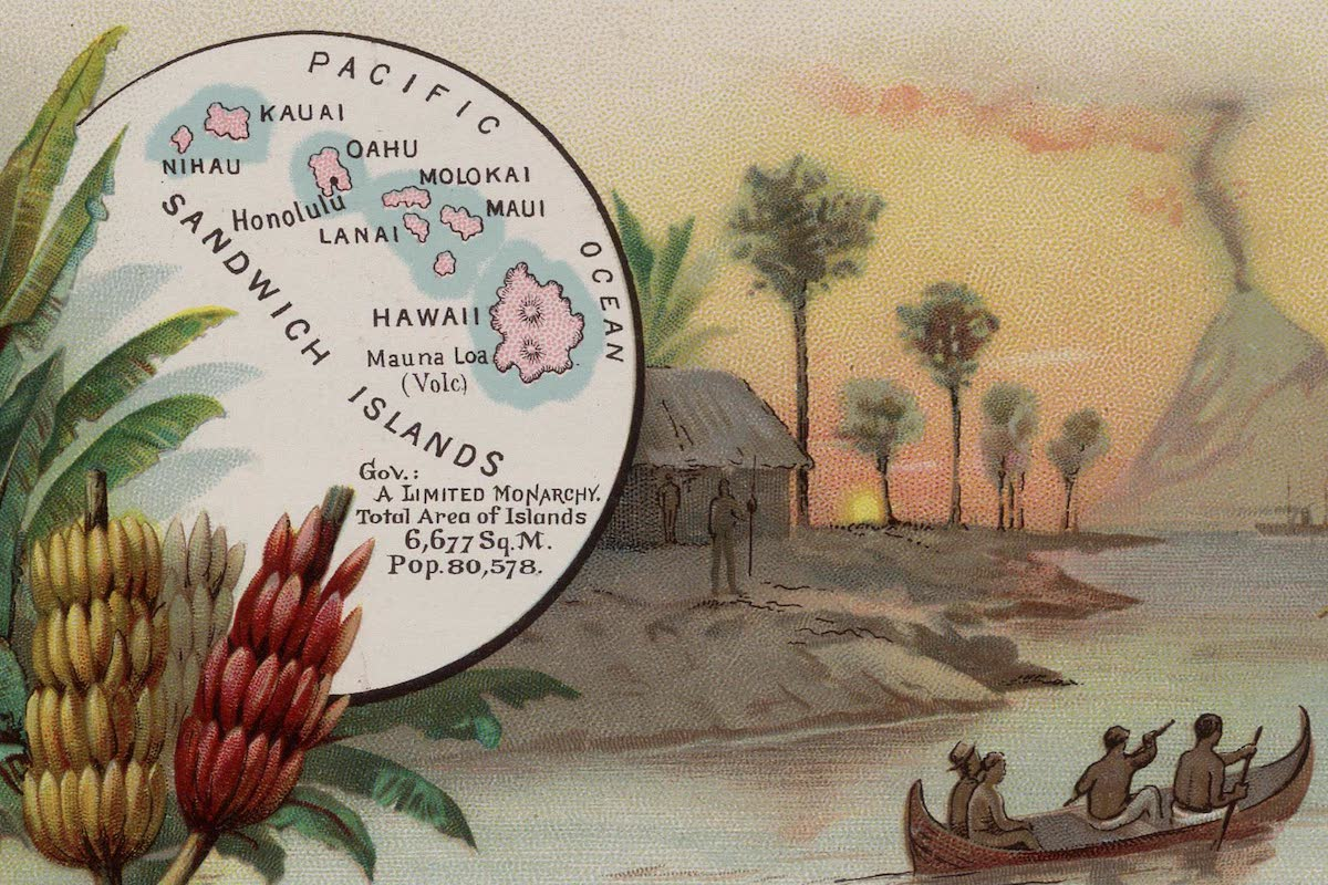 History Archive - Hawaii Collection