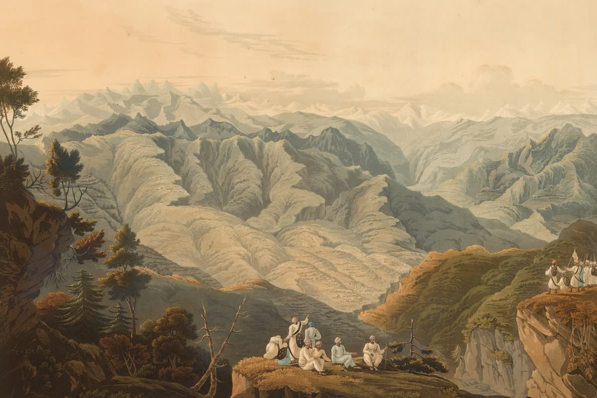 History Archive - Himalaya Mountains Collection