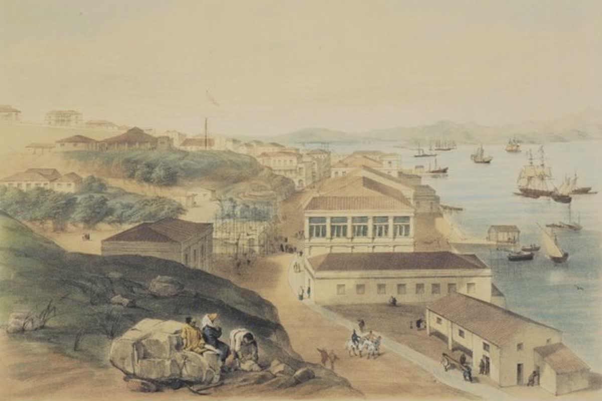 History Archive - Hong Kong Collection