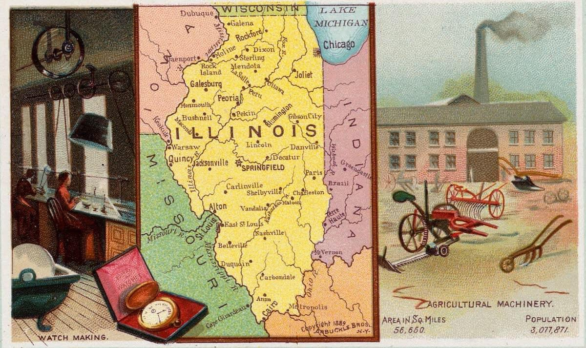 History Archive - Illinois Collection
