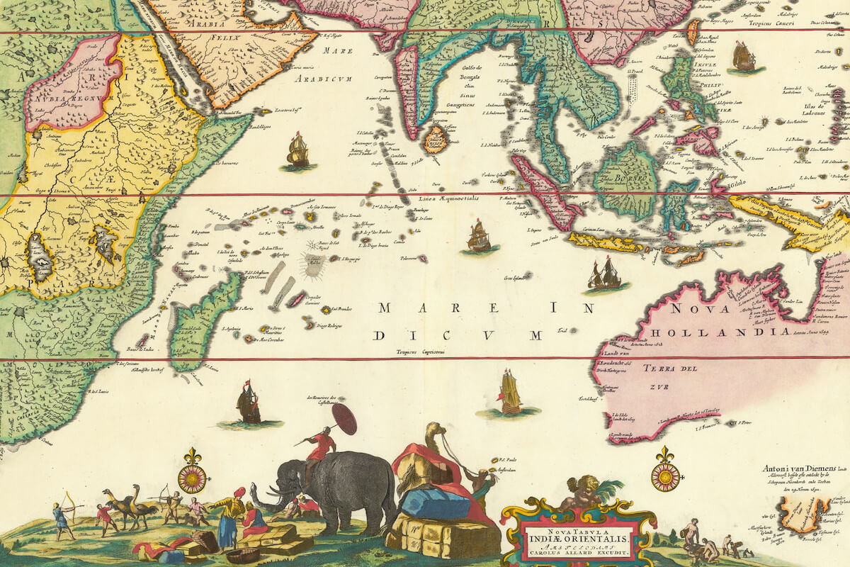 History Archive - Indian Ocean Collection