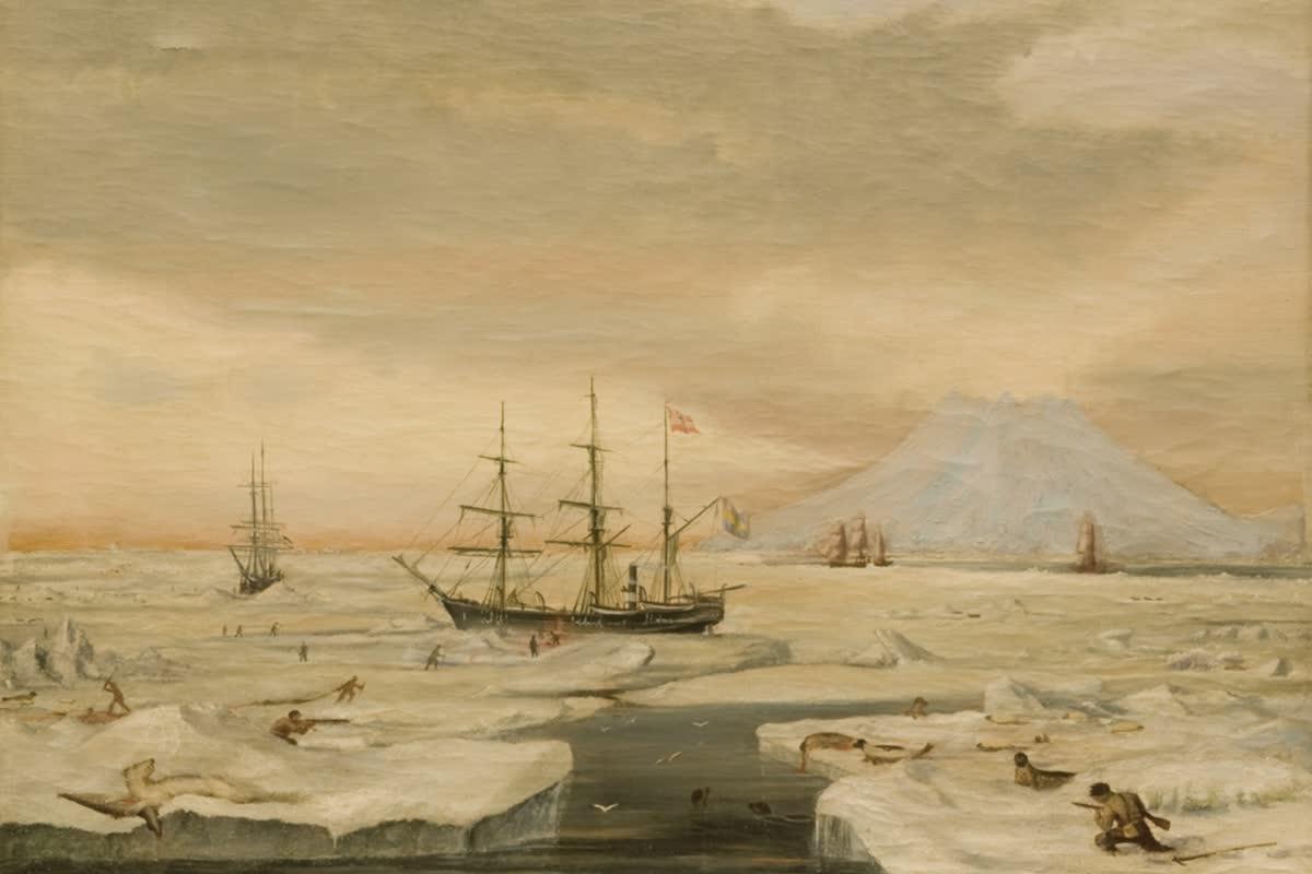 History Archive - Jan Mayen Collection