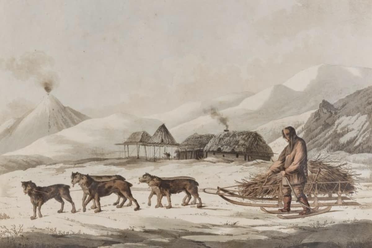 History Archive - Kamtschatka Collection