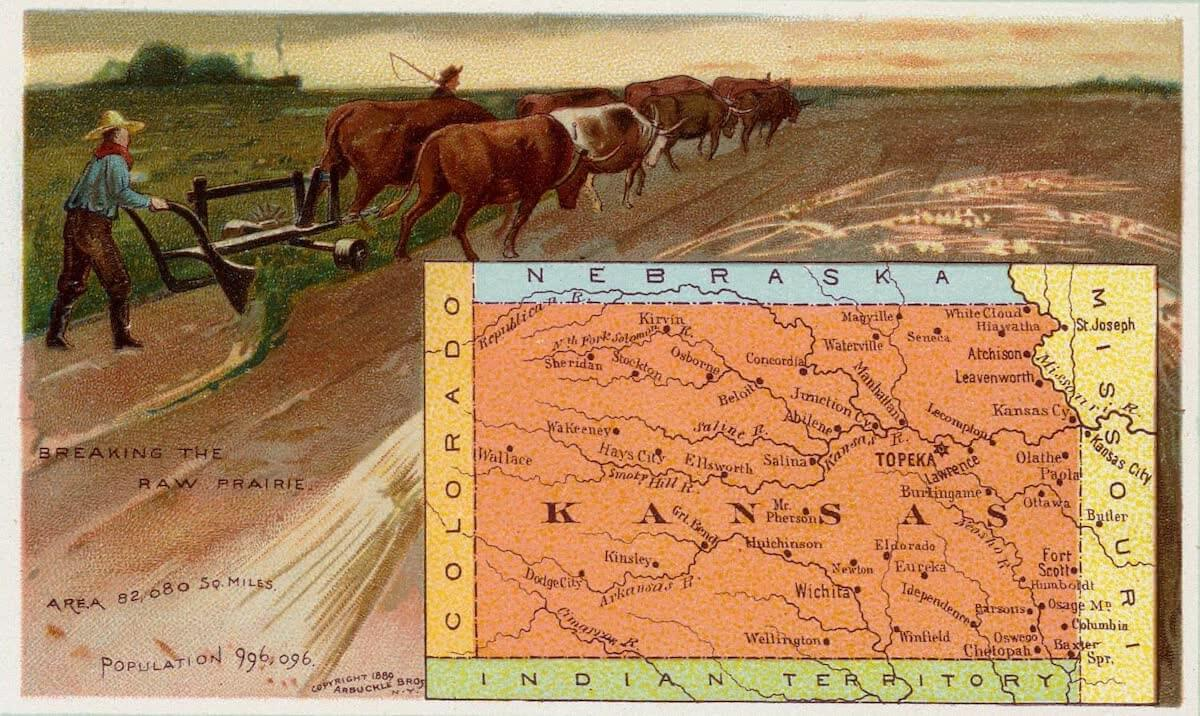 History Archive - Kansas Collection