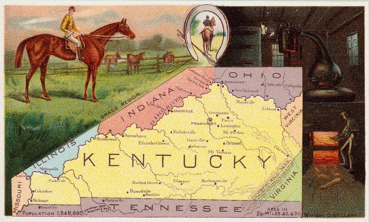 History Archive - Kentucky Collection