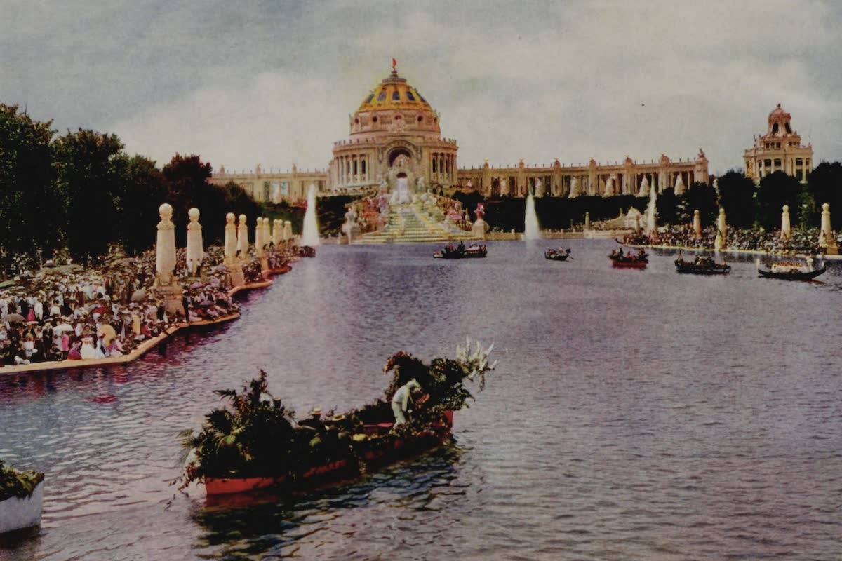 History Archive - Louisiana Purchase Exposition Collection