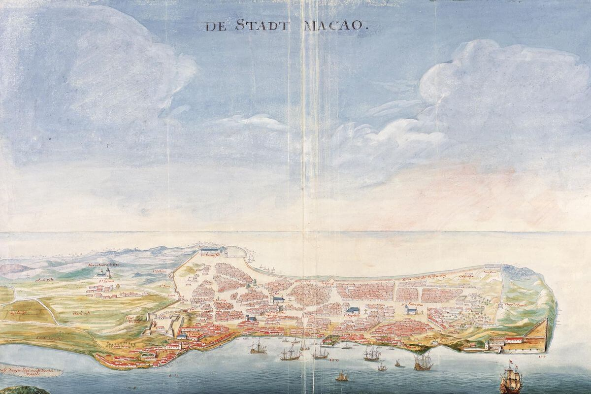History Archive - Macao Collection