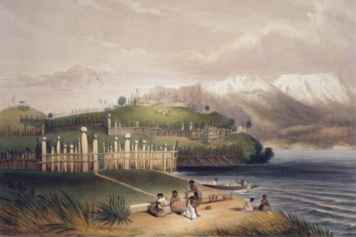 History Archive - Maori Collection