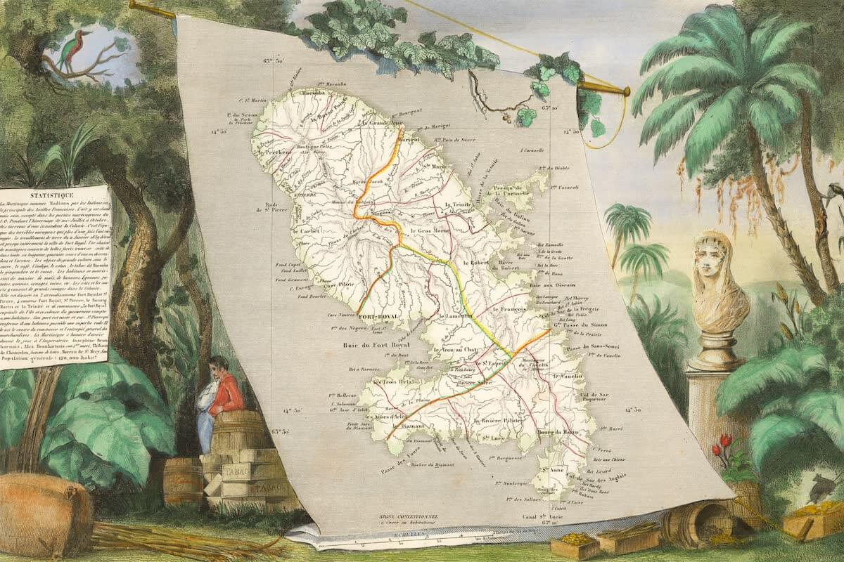 History Archive - Martinque Collection