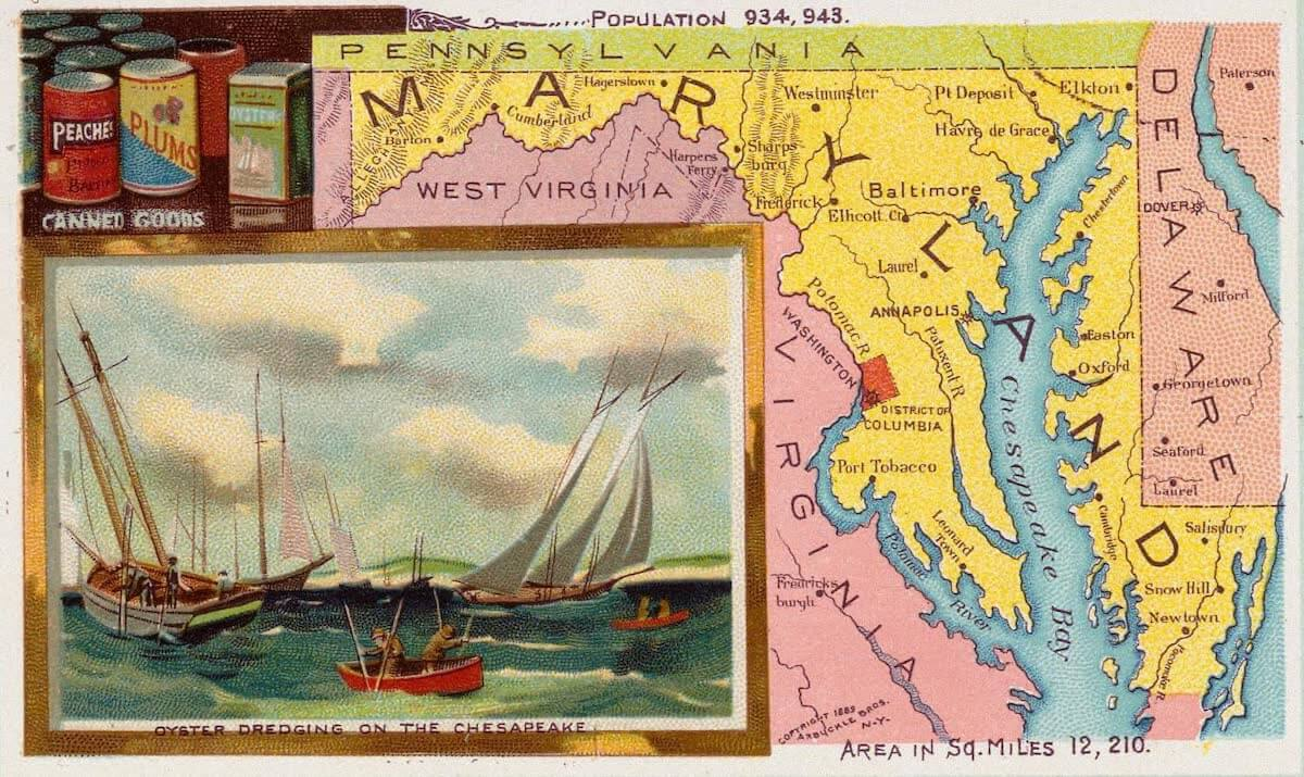 History Archive - Maryland Collection
