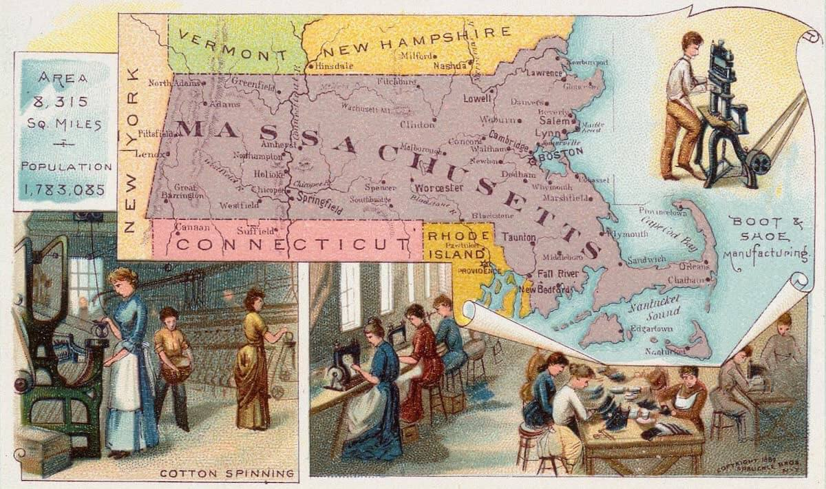 History Archive - Massachusetts Collection