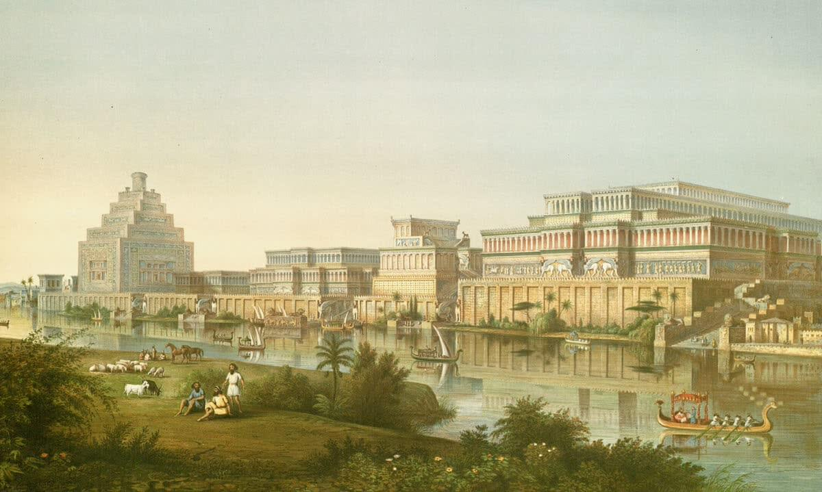 History Archive - Mesopotamia Collection