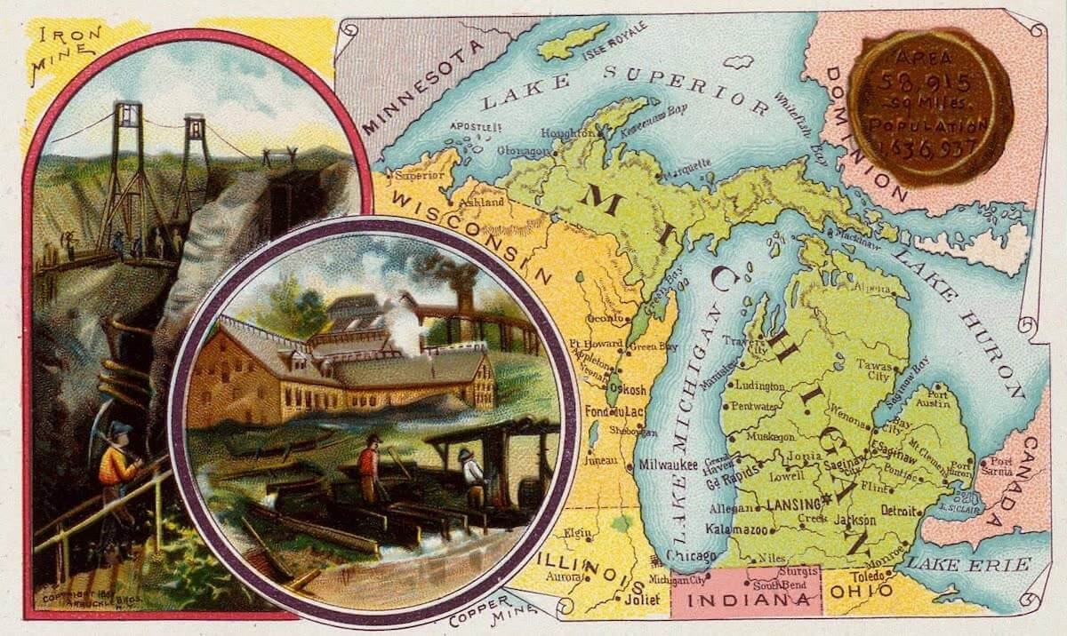 History Archive - Michigan Collection