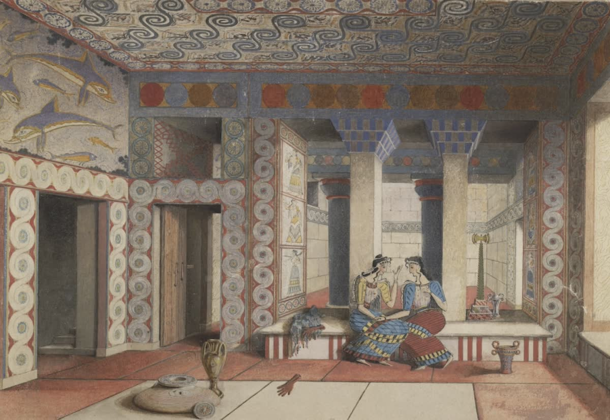 History Archive - Minoans Collection