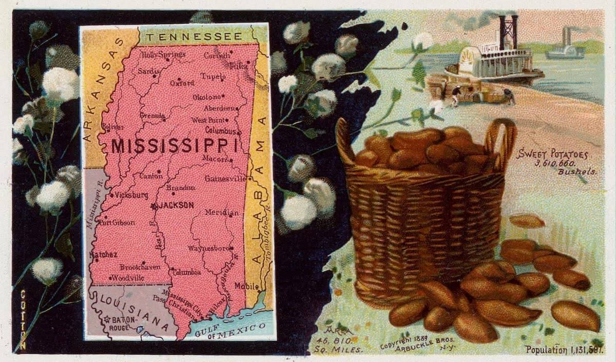 History Archive - Mississippi Collection