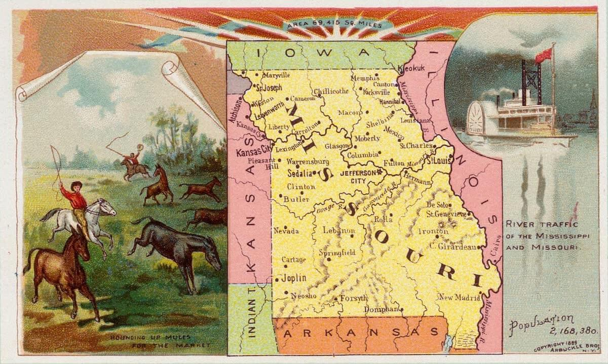 History Archive - Missouri Collection
