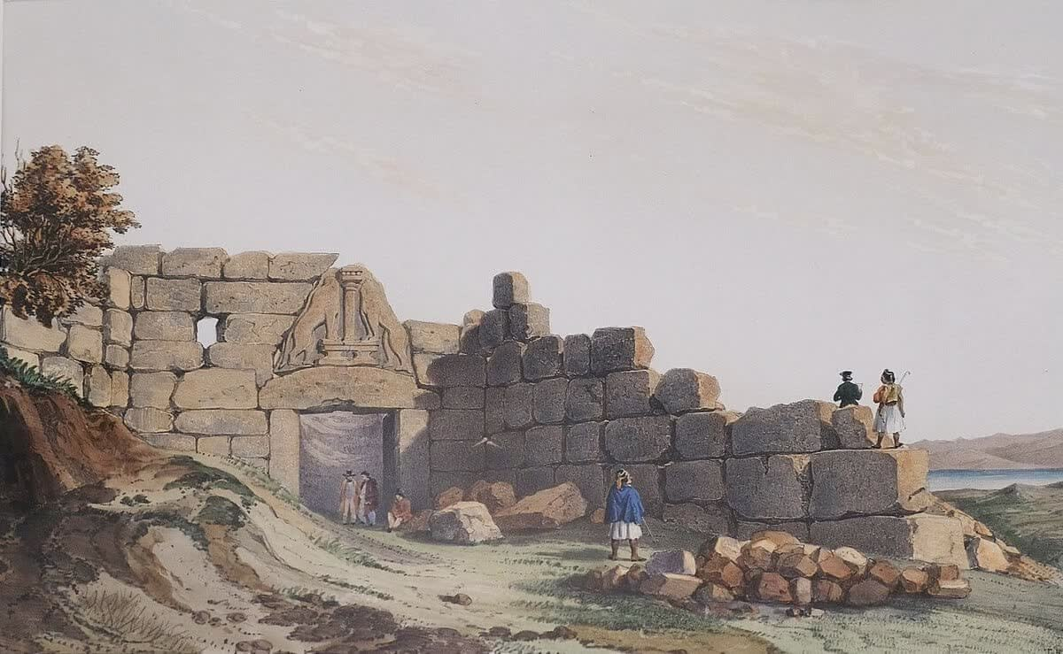 History Archive - Mycenae Collection