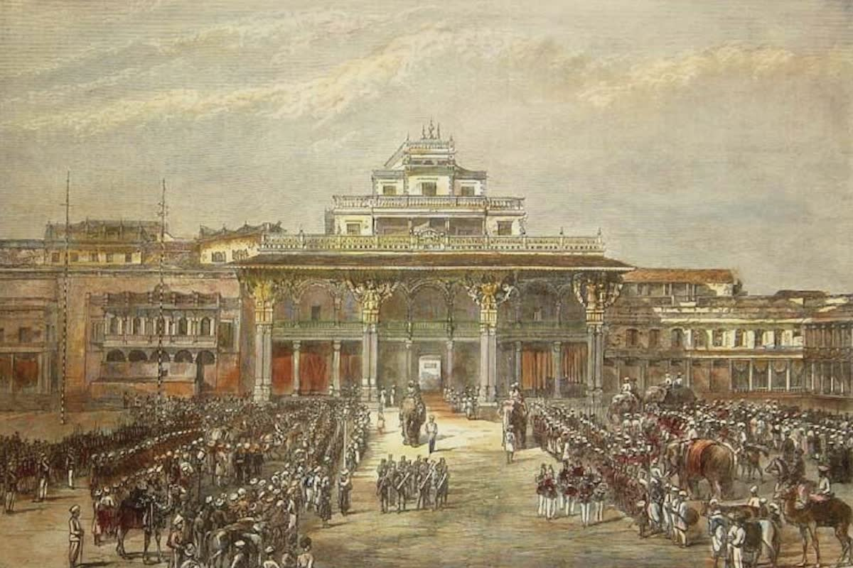 History Archive - Mysore Collection