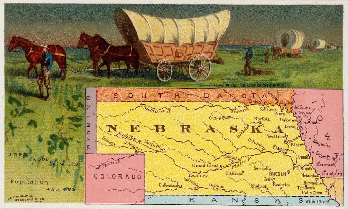 History Archive - Nebraska Collection