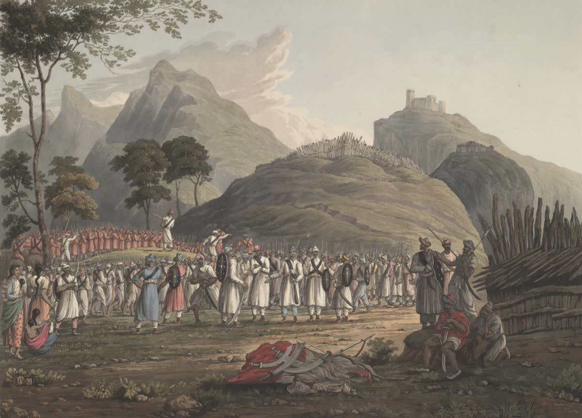 History Archive - Nepal Collection