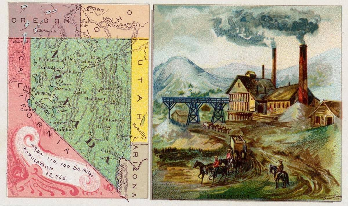 History Archive - Nevada Collection