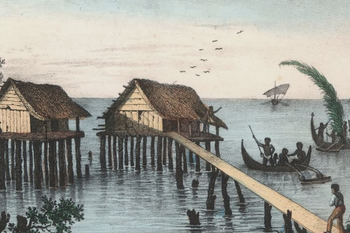 History Archive - New Guinea Collection
