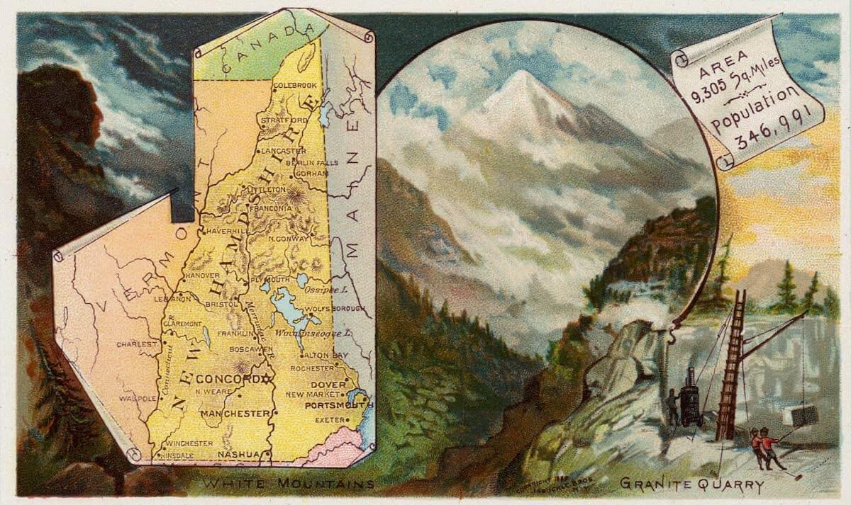 History Archive - New Hampshire Collection