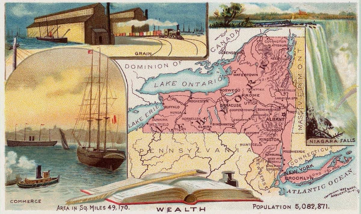 History Archive - New York Collection